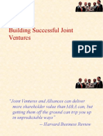 Successful Joint Ventures1850