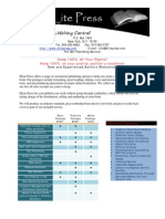 DLite Press All Services