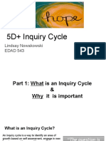5d  inquiry cycle edad 543
