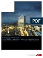 ABB Annual Report 2015