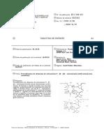 Patente Eritromicina Biofarmacia