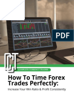 CCT eBook How to Time Forex Trades