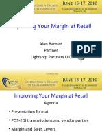 VCF June Improving Margin at Retail- Public Version