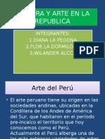 Cultura y Arte en La Republica