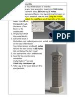 clock tower tutorial