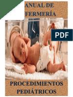 Manual Procedimientos Pediátricos