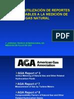 Analisis de las normas AGA 3, 7, 8 E 9 en español