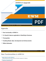 Innovations Development Highlights EWM 9.4 112916