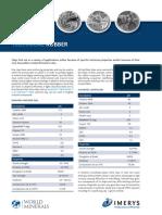 EPDM Formulation Technical Rubber