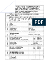 Bfp Manual