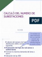 Clase 3, Calculo de SED