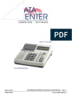 Dcr E-cash Manual