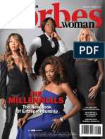 Forbes Woman Africa - February - March 2016