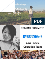 Case 4 Space_2.1. Presentation_Tomomi Sugimoto_AIESEC