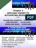 Kelompok 2-Applying Theory to Accounting Regulation
