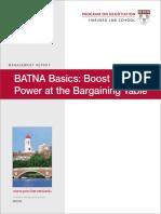 Banta Basics