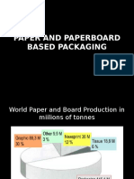 Paper & Paperboard Packaging