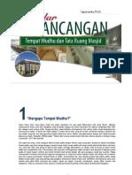 Standar Perancangan Tempat Wudhu Dan Tata Ruang Masjid