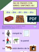Lectura de Frases Con Pictogramas - Sinfon Dr