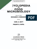 Encyclopedia of Food Microbiology, Volumes 1-3-Elsevier (2000)