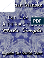 Jonathan Manske-The Law of Attraction Made Simple - Magnetize Your Heartfelt Desires-Books to Believe in (2013)