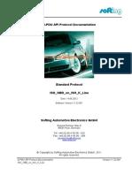 Documentation PDU-API ISO OBD on K Line