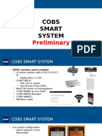 COBS SMART SYSTEM [D-SERVER] Preliminary.pptx