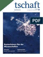 Wirtschaft in Bremen und Bremerhaven 02/2016