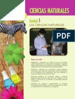 Ciencias naturales 8°