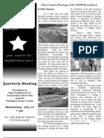 Rice Military News June 2010