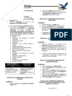 Ateneo 2007 Criminal Law (Art 238-365)