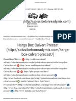 Harga Box Culvert Precast.pdf