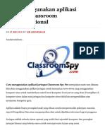 Classroom Spy