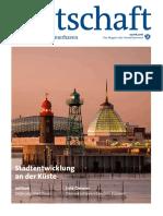 Wirtschaft in Bremen und Bremerhaven 07-08/2016