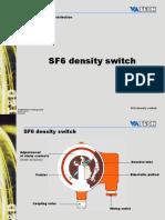 SF6 Density Switch