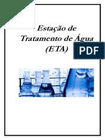 Estação de Tratamewnto de Água - ETA