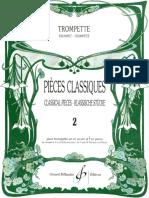 Pieces Classiques Trompette 2