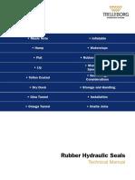9732 Hydraulic Seals, Technical Manual