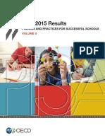 PISA2015. volumen 2 en inglés
