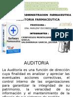 Documents.mx Auditoria Farmaceutica
