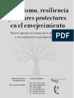 Libro Narcisismo Resiliencia y Factores Protectores en El Envejecimiento