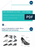 GS1 Global standrds working in Rail sector