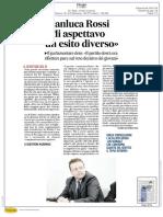 La mia intervista al Messaggero Umbria sul Referendum