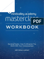 Bending Reality Masterclass Workbook