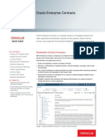 Oracle Enterprise Contracts Ds