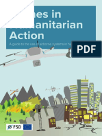 Drones in Humanitarian Action