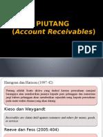Ppt Piutang (Alk)