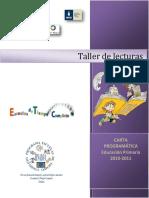 Taller de Lectura y Escritura ETC SINALOA