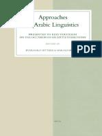 Approach to Arabic Linguistics.pdf
