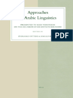 Approach to Arabic Linguistics.pdf